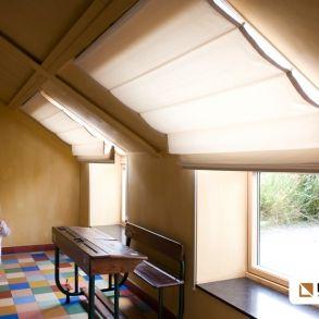 17 meilleures id es propos de store de toit sur for Store occultant pour fenetre de toit