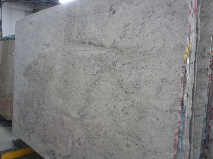 Our Countertop Bahama White Granite My Kitchen