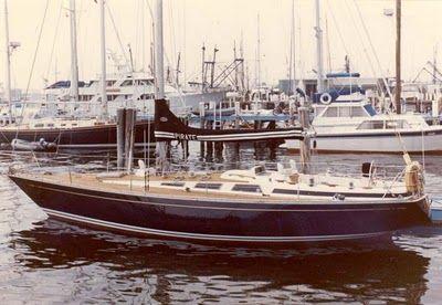 Sparkman & Stephens: Swan 38 - Design 2167