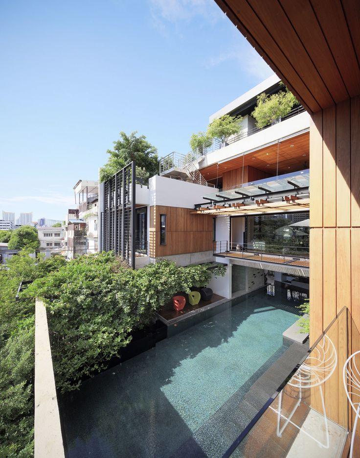 Modern Thai Home Inspiration: Beautiful Images Captured By Photographer  Soopakorn Srisakul