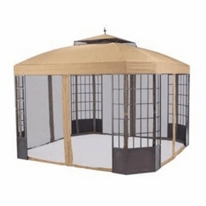 12 best images about screened porch ideas on pinterest for Home hardware gazebo plans