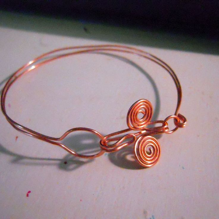 16 best Copper Wire Jewelry images on Pinterest | Jewelry ideas ...