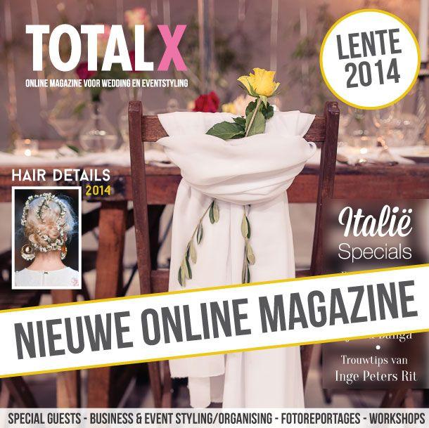 Total X Online Magazine