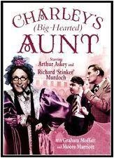 CHARLEY'S (Big Hearted) AUNT - 1940 DVD - Arthur Askey - Richard Murdoch