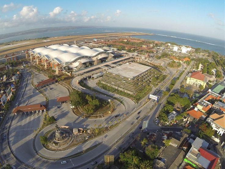 Aéroport de Bali: taxes d'arrivée et de départ