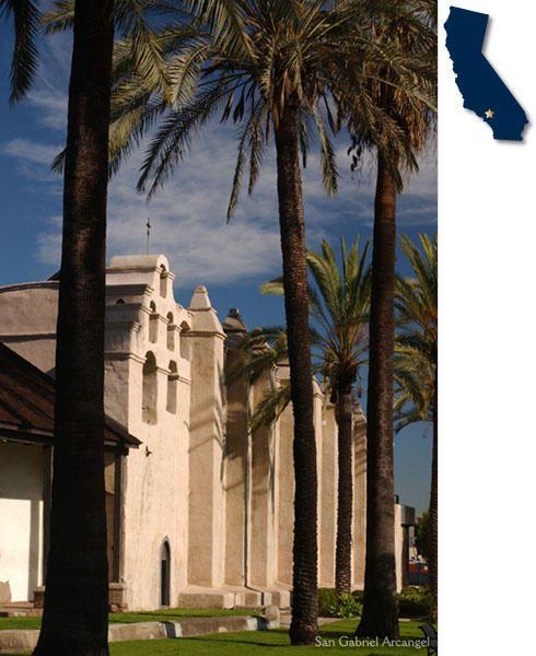 California Missions website!