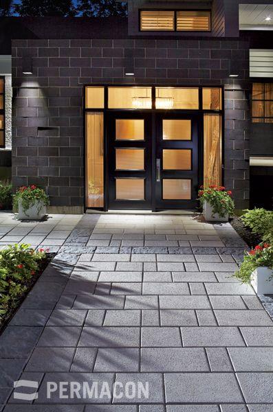 Pavers Lexa Pavers Patio Driveway Ideas Residential