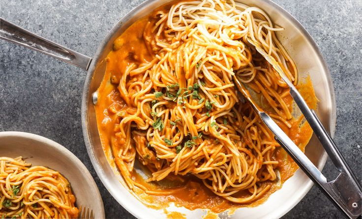 Are you ready fora new way to enjoy pumpkin this season? This creamy pumpkin pasta sauce is addictive. I was inspired to create it after a trip to Whole Foods, where I was tempted by ...