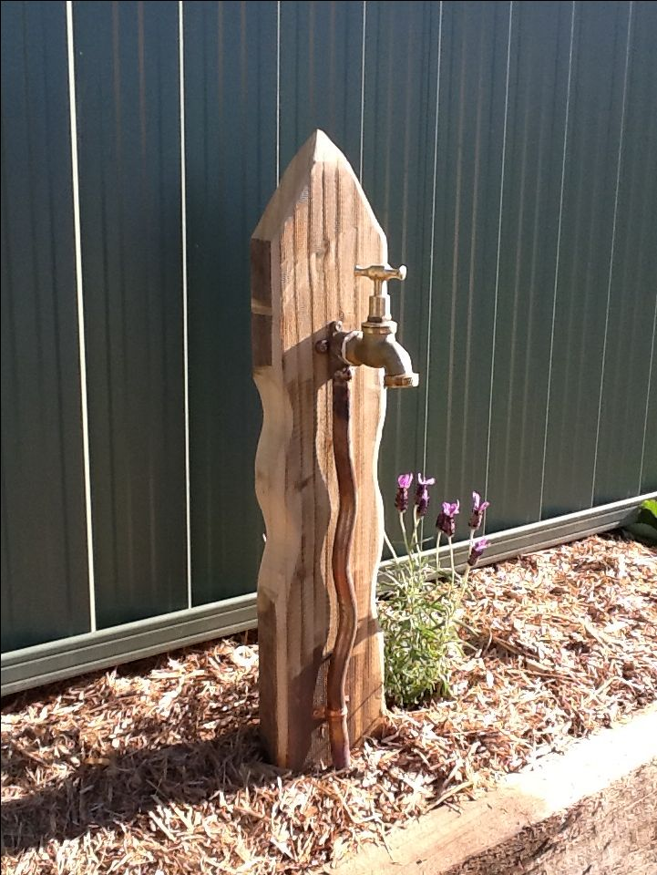 Garden tap original