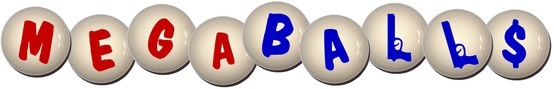 Our story is focused on obsession with the lotto, so it made sense to have the title spelled out in lotto balls.   Got balls? Visit our web site www.MegaBallsMovie.com where you may purchase logo merchandise including t-shirts, mugs and more!