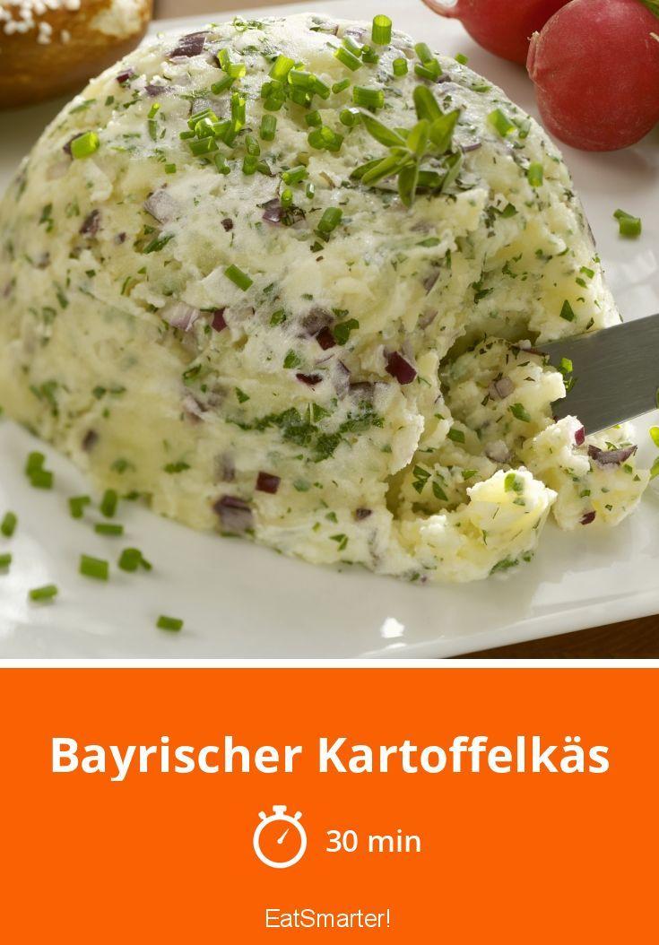 Bayrischer Kartoffelkäs