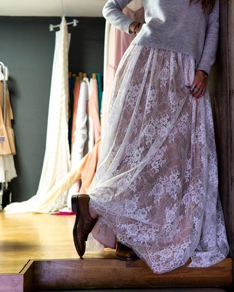 ❄️New Bridal Laces❄️ #karavan #karavanclothing #karavangirl #bridal