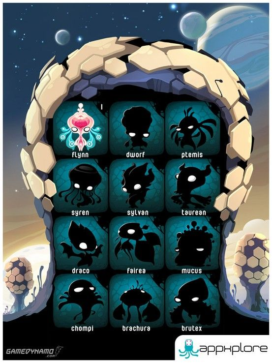 Alien Hive iOS