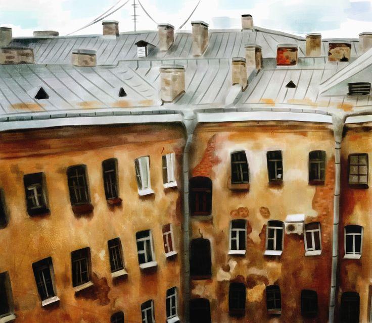 tiuh - питерские окна