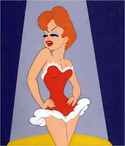 tex avery art | Red Hot Riding Hood : photo Tex Avery