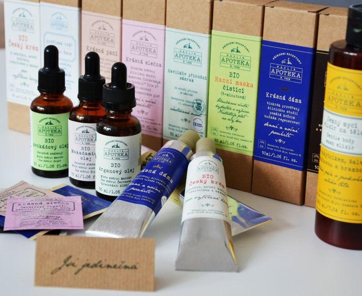 Prírodné certifikované produkty od českého výrobcu Havlíkova prírodná apotéka