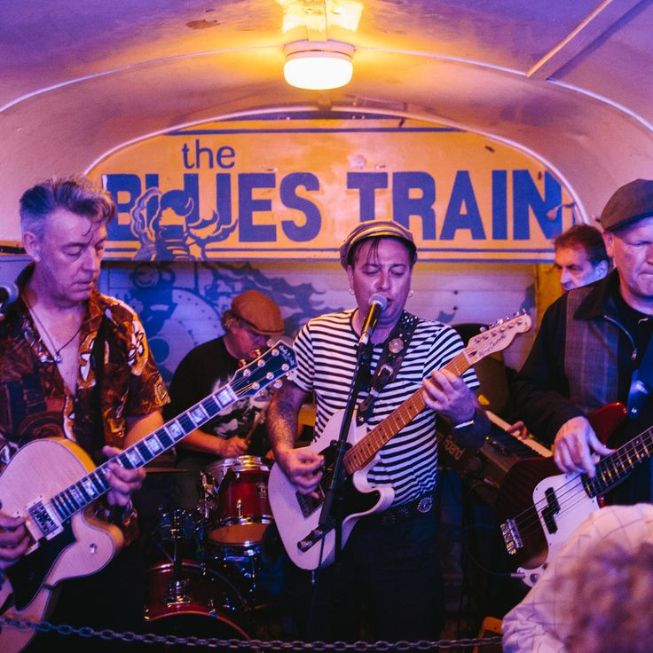 Rockin' the rails since 94 the Blues Train is Australia's unique music experience. The Blues Train is the perfect live music event for a night out. Boo now!
