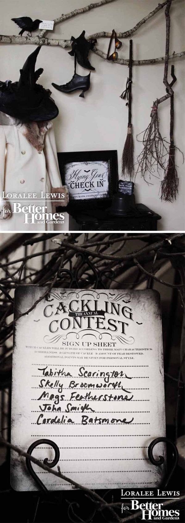 Best 25+ Halloween witch decorations ideas on Pinterest | Cute ...