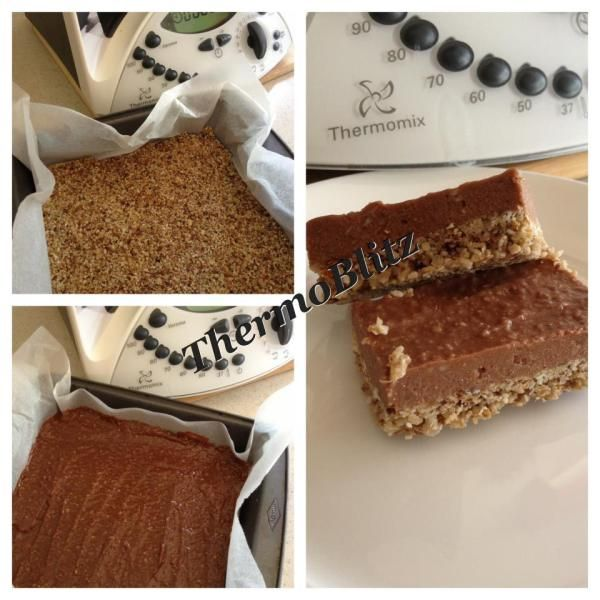 Nut free chocolate shortbread