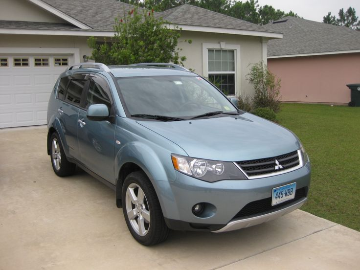 Awesome 07 Mitsubishi Outlander Owners Manual