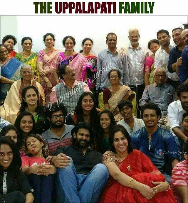 Blood makes you related, loyalty makes you family 💕. Prabhas's family, unseen pic😍😍. #prabhas #prabhasraju #prabhas❤️ #prabhasfamily #prabhasdarling #luckyfamily #unseen pic #familylove