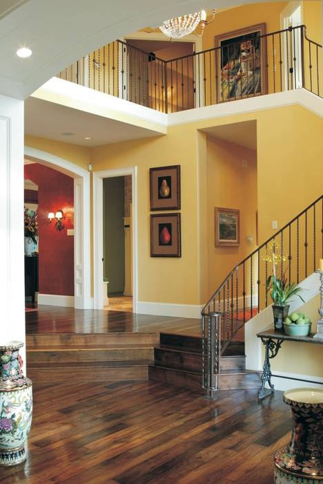 Cost Of Painting Two Story Foyer : Best images about dream home hardwoods on