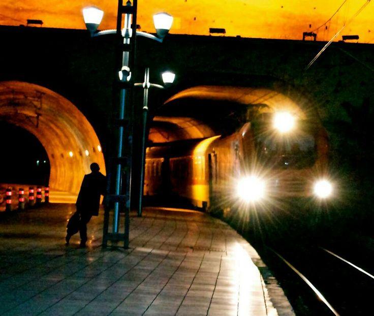 Yalnızlığa yolculuk  (başkent Rabat Fas )