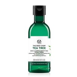 Tea Tree Skin Clearing Toner - it's boring but i can't enter the store to get it, lol