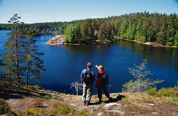 Tyresta National Park, near Stockholm