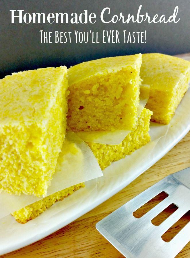 Cornbread Cake Recipe Jiffy