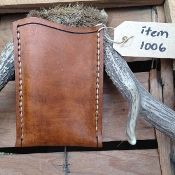 Leather iphone 5 Case on Sale.  Western Dry Goods sells Handmade Leather, Vintage, and Western Goods.  www.westerndrygoods.com