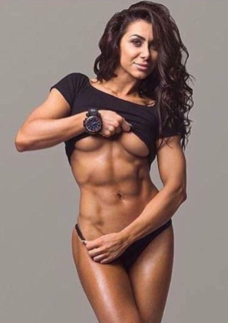 erotic muscle girls