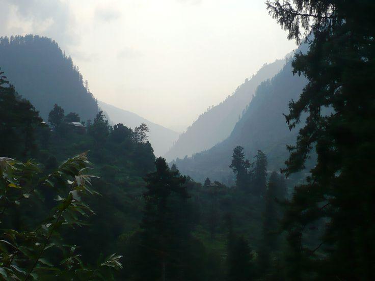 Parvatti Valley, India