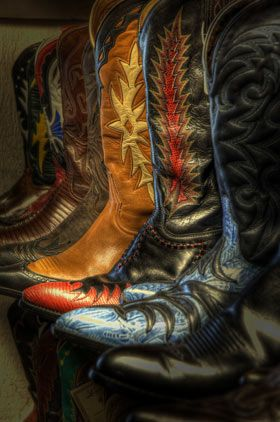 Texas designated the cowboy boot as the official state footwear in May, 2007 thanks to the efforts of Social Studies teacher Kay Pechacek and her 7th grade students at Bleyl Middle School in Cypress-Fairbanks ISD in Houston, Texas