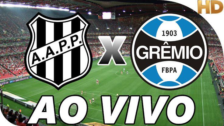 Ponte Preta x Grêmio Ao Vivo - Veja Ao Vivo o jogo de futebol entre Ponte Preta e Grêmio através de nosso site. Todos os grandes jogos...
