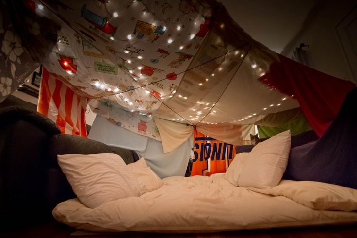Date Night Blanket Fort Fun Dates We Want To Do