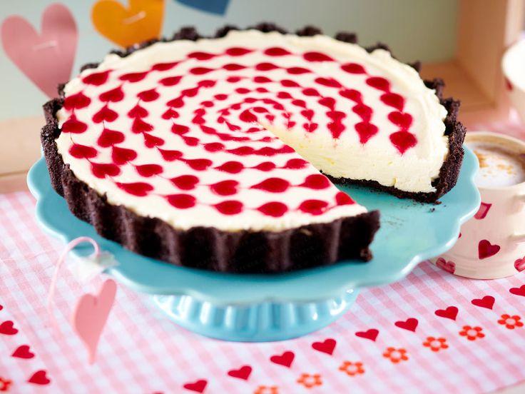 Szeretet torta sütés nélkül