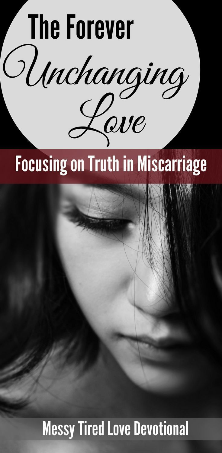 The Forever Unchanging Love | Encouragement for Christian