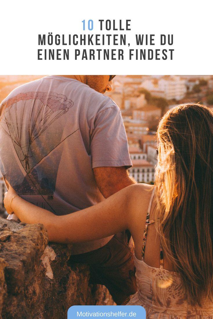 10 tolle Möglichkeiten, wie Du einen Partner findest #Motivation #Top10