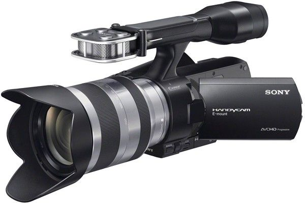 sony nex camcorder. Would someone buy this for me? I'd love to use one to film my YouTube channel!