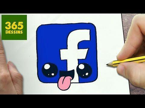 Logo kawaii Facebook