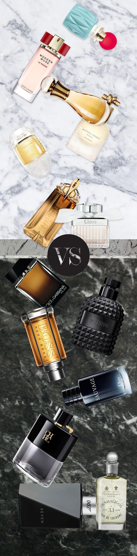 Смена пола: новые женские ароматы против мужских, тоже новых | Interview Россия