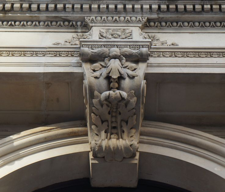 Various repairs undertaken to this #decorative #Portlandfacade