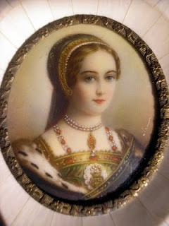 Miniature de Lady Jane Grey