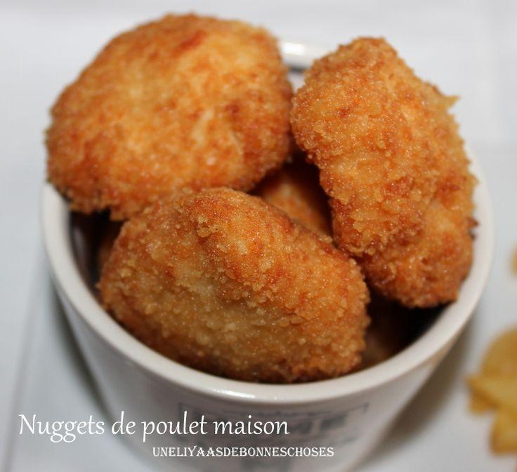 Nuggets De Poulet Maison Recette De Nuggets De Poulet: Les 25 Meilleures Idées De La Catégorie Nuggets De Poulet