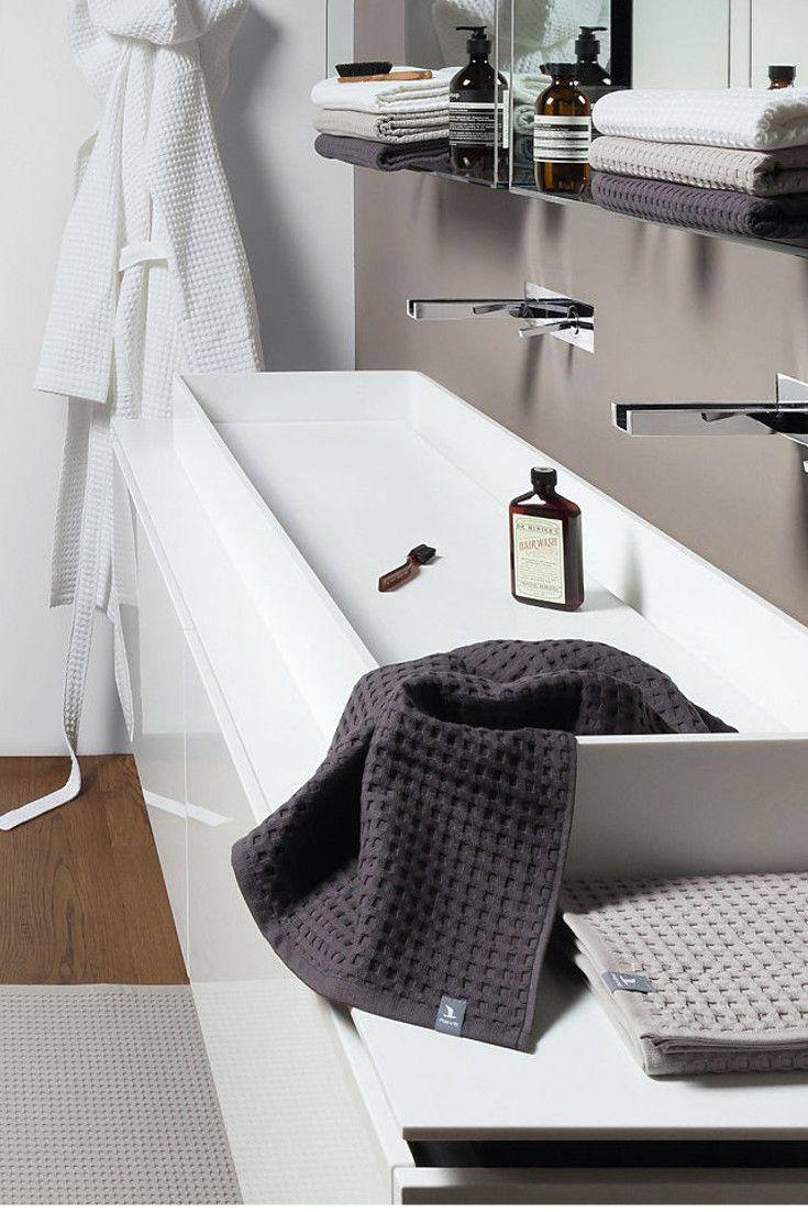 Handtuch Piquee Move Kaufen Baur Tuch Handtucher Badezimmer Accessoires