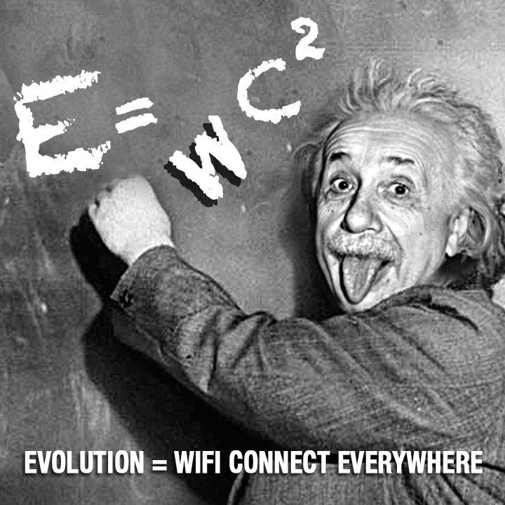 wifi evolution #wificonnect #wificaffeine