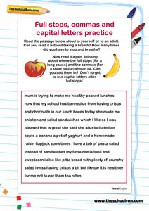 Full stops, commas and capital letters practice.pdf
