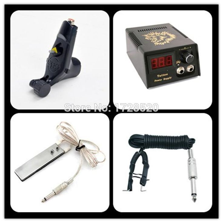 ==> [Free Shipping] Buy Best Beginner Tattoo Kit Ego Tatoo Machine LCD Power Supply Foot Switch Clip Cord Tattoo Equipment Set Diy TATTOO KITS FREE SHIPPING Online with LOWEST Price | 32479656462