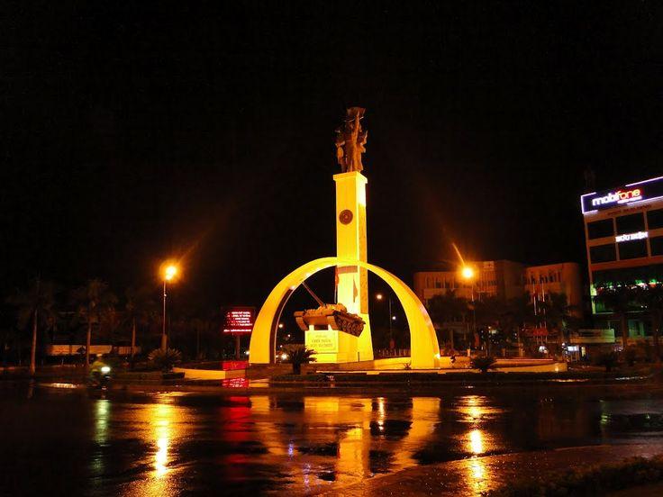 Buon Ma Thuot at night  #VietNam #Travel #BuonMaThuot #MustGo